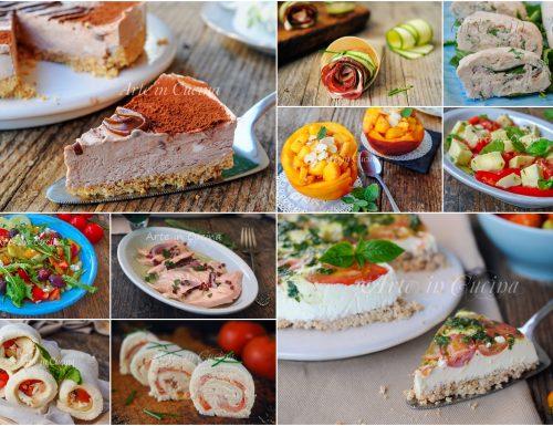 Menu senza cottura ricette fredde per non cucinare