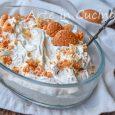 Crema paradiso agli amaretti dolce al cucchiaio 10 minuti