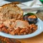 Arista alle castagne secondo semplice e gustoso