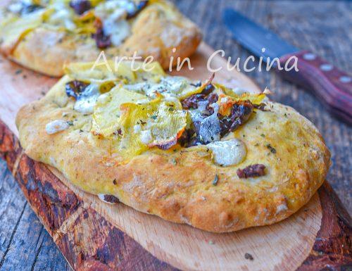 Focaccelle patate e olive con trucchetto per averle sofficissime