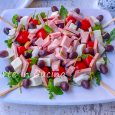 Antipasto all'italiana per feste e buffet