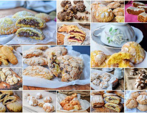 Biscotti morbidi raccolta di ricette