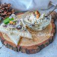 Crema di gorgonzola noci e olive