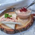 Mousse per tartine con peperoncini cruschi velocissima