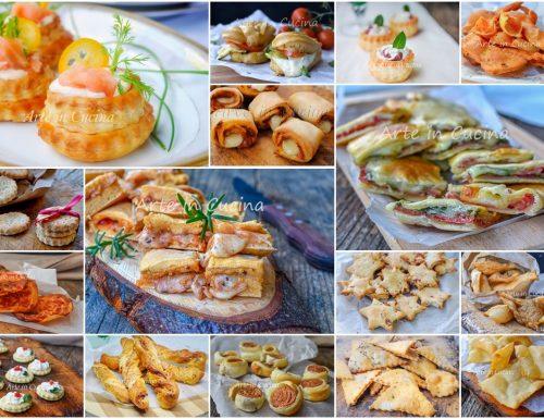 Rustici per aperitivo ricette sfiziose e veloci