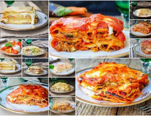 Lasagne ricette veloci e facili primi piatti gustosi