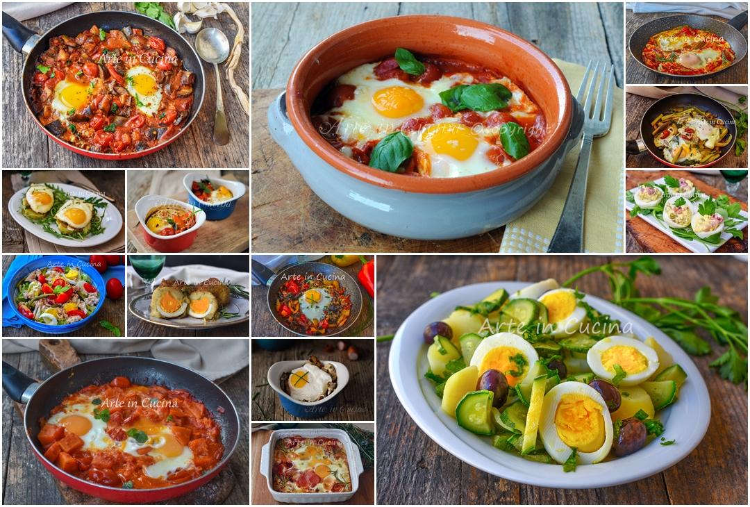 Ricette con le uova facili e veloci