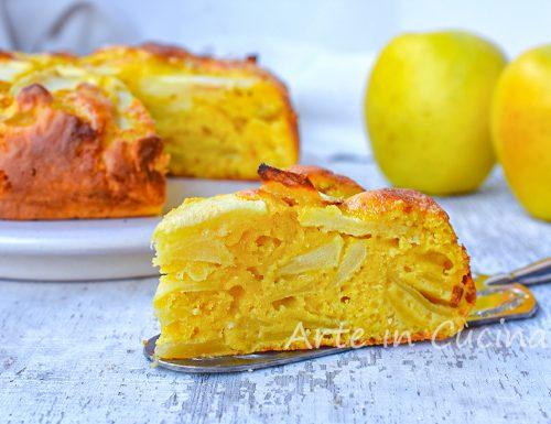 Torta di mele di nonna Elena morbidissima