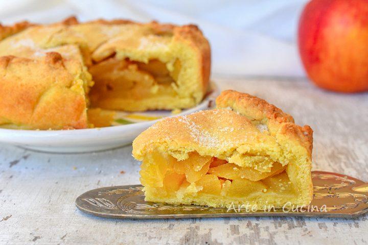 Torta di mele di nonna papera apple pie