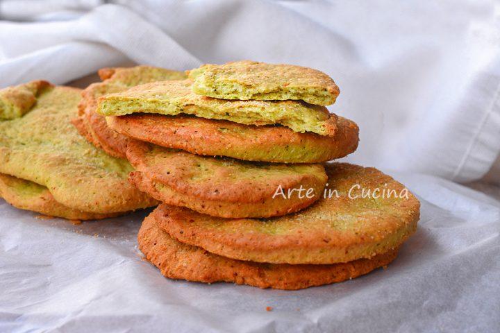 Schiacciatine con zucchine in 5 minuti snack veloce