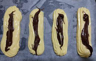 Biscotti morbidi e veloci con nutella