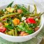 Borlotti in insalata fredda