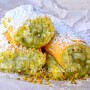 Cannoli al pistacchio e mascarpone veloci