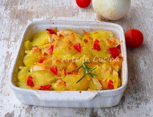 Patate arraganate contorno facile e gustoso