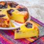 Torta ricotta e marmellata veloce