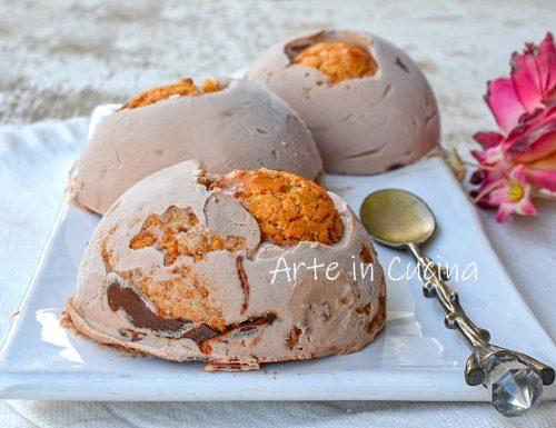 Tortine nutella e amaretti veloci
