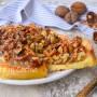 Crostata miele e noci dolce veloce