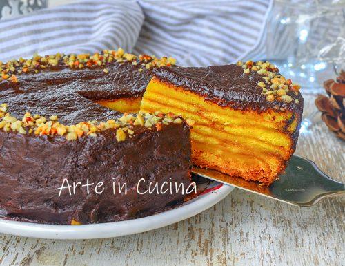 Baumkuchen torta tedesca a strati