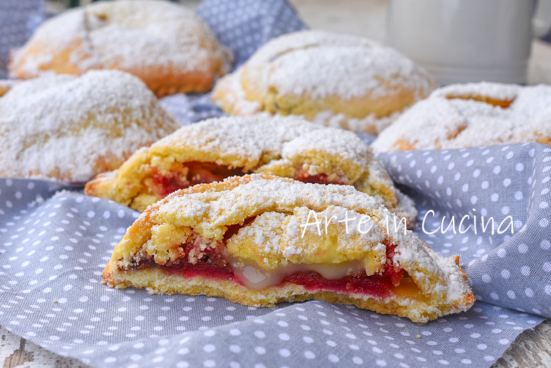 Frolle zuppa inglese napoletane