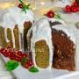 Panettoncini cioccolato e nutella veloci