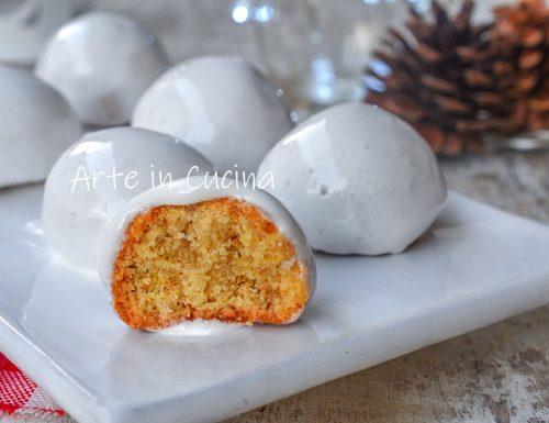 Biscotti di Natale tedeschi pfeffernüsse