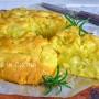 Torta di patate al cucchiaio veloce