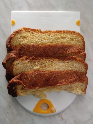 Rotolo pandoro nutella e crema pasticcera