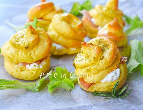 Baci di patate speck e robiola