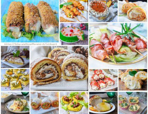 Ricette di carne per Capodanno menu facile