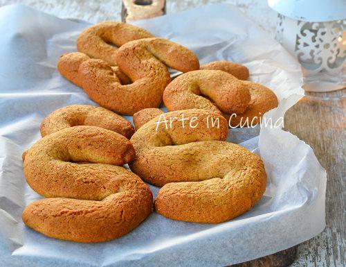 Susamielli napoletani ricetta originale
