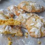 Biscotti con noci morbidi e veloci
