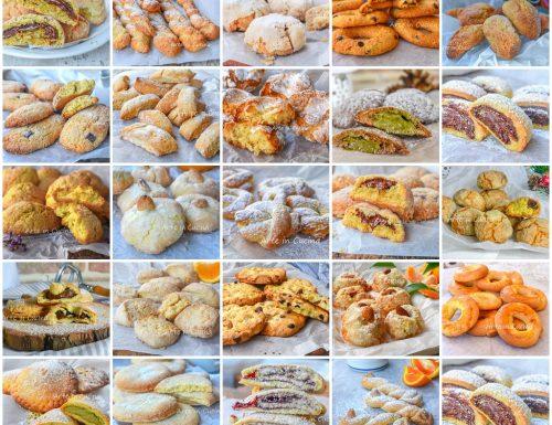 Biscotti golosi e semplici per colazione o merenda