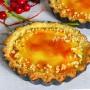 Crostatine ricotta e marmellata