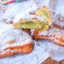 Gnocco fritto al pistacchio
