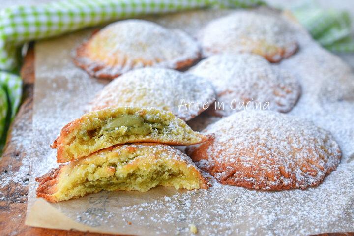 Biscotti cocco e pistacchio