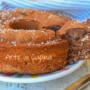 Ciambella cacao cocco e nutella