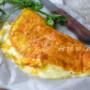 Filoscio napoletano di uova e mozzarella