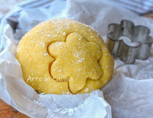 Pasta frolla al cocco ricetta base