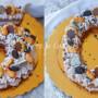 Cream tart torta 50 anni cioccolato e nutella