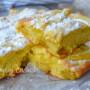 Torta di mele araba con crema