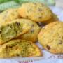 Cookie al pistacchio morbidi ripieni