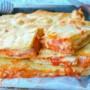 Parigina napoletana pizza con sfoglia ripiena