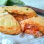 Pizza alla campofranco rustico napoletano di Pasqua