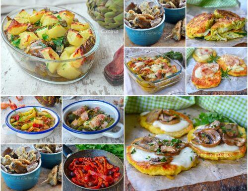 Contorni per Pasqua ricette semplici