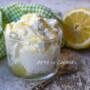 Mousse al limone veloce