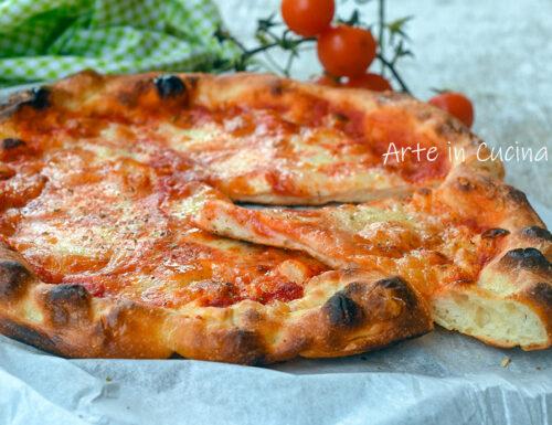 Pizza metodo combo come in pizzeria