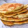 Sfoglie di pane alle erbette gratinate