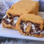 Rotolo di biscotti con nutella senza cottura