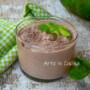 Mousse di avocado e cioccolato