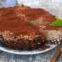 Torta croccante al tiramisù dolce veloce